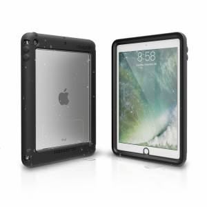 Catalyst iPad 9,7  (2017) Wasserdichtes Case Stealth Black