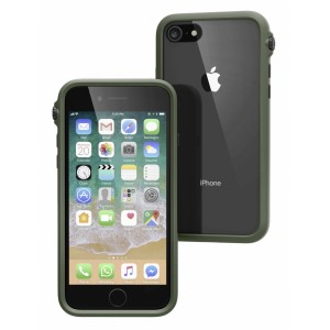 Catalyst Impact protection Case for iPhone 8 Army Green/Black