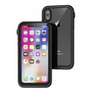 Catalyst case for iPhone X Stealth Black