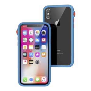 Catalyst Impact protection Case for iPhone X Blueridge/Sunset