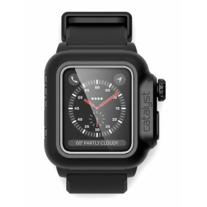 Catalyst case f. Apple Watch 2/3 38mm Stealth Black
