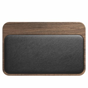 Nomad Base Station Hub Walnut
