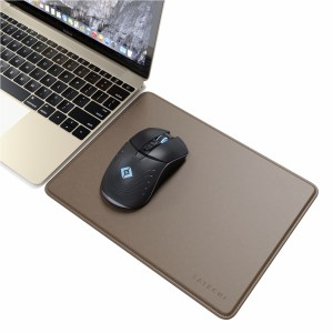 Satechi Eco Leather Mouse Pad brown