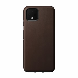 Nomad Case Leather Rugged Rustic Brown Pixel 4