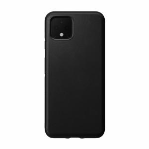 Nomad Case Leather Rugged Black Pixel 4