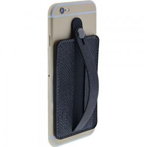 InLine® Smartphone Kreditkartenetui, mit Handschlaufe, schwarz
