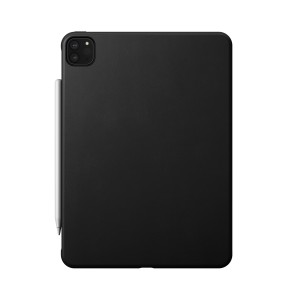 Nomad Rugged Case iPad Pro 11 inch (2nd Gen) Black Leather