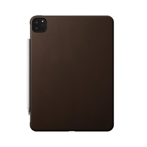 Nomad Rugged Case iPad Pro 11 inch (2nd Gen) Brown Leather