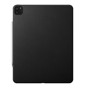 Nomad Rugged Case iPad Pro 12.9 inch (4th Gen) Black Leather