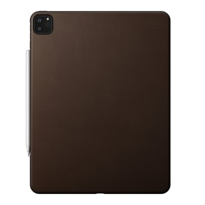 Nomad Rugged Case iPad Pro 12.9 inch (4th Gen) Brown Leather
