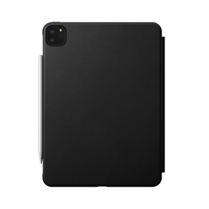 Nomad Rugged Folio iPad Pro 11 inch (2nd Gen) Black Leather