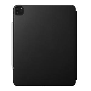 Nomad Rugged Folio iPad Pro 12.9 inch (4th Gen) Black Leather