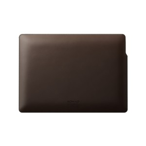 Nomad MacBook Pro Sleeve Rustic Brown Leather 13-Inch