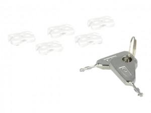 DELOCK USB Port Blocker für USB A Buchse