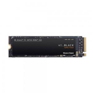 WD Black SN750 SSD M.2 1TB NVMe PCIe ohne K