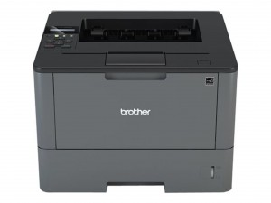 BROTHER HL-L5100DN A4 monochrom USB laserprinter 40ppm 250 sheet + 50 sheet MF paper tray Duplex