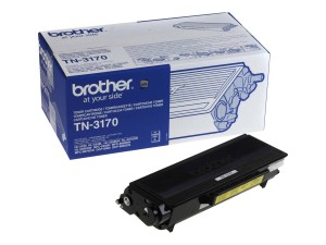 BROTHER Toner schwarz    f. HL-52x0/