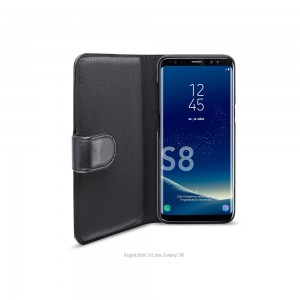 Artwizz SeeJacket® Leather für Samsung Galaxy S9