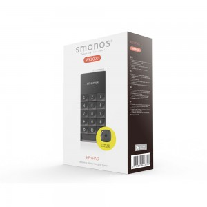 Smanos Wireless Waterproof RFID Keypad WK8000