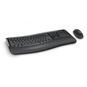 Microsoft Wireless Comfort Desktop 5050 (Keyboard & Mouse)