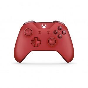 Microsoft Xbox One Wireless Controller (rot)
