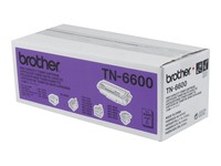 BROTHER Toner schwarz 6000S.