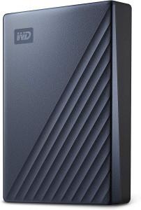 "WD 6,4cm(2,5"") 5TB My Passport Ultra USB-C blau"