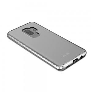 Moshi Vitros für Galaxy S9 Plus - Silber