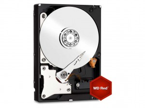 """WESTERN DIGITAL Red PRO NAS 6TB 3.5"""" HDD"""