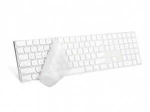 LogicSkin Silicone Protective Keyboard Cover  (Mac)