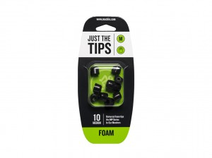 Mackie MP & CR Buds Medium Foam Black Tips Kit