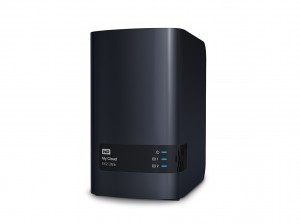 WD My Cloud EX2 Ultra 20TB