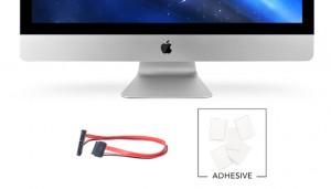 """OWC SSD Einbaukit für Apple 27"""" iMac 2011 Modell"""