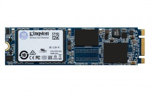 KINGSTON 120GB M.2 SATA-3 SSD Now, UV500-Serie
