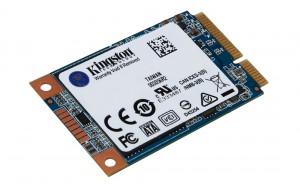 KINGSTON 120GB mSATA SSD Now, UV500-Serie