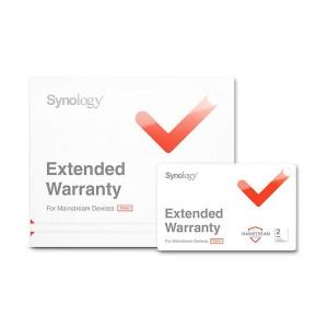Synology Extended Warranty - Serviceerweiterung 2 Jahre