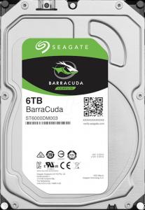 "SEAGATE BarraCuda Desktop 6TB 3.5"" HDD 5400rpm"
