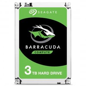 """SEAGATE BarraCuda Desktop 3TB 3.5"""" HDD"""