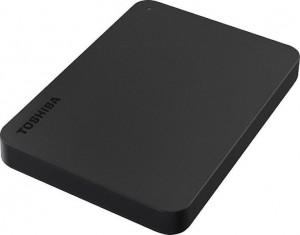 "TOSHIBA Canvio Basics 4TB 2.5"" USB 3.0 extern schwarz"