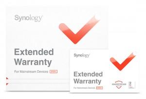Synology Extended Warranty-Serviceerweiterung 4+5 Jahr