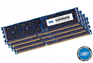 OWC 128GB Kit DDR3 DIMM PC3-10600 1333Mhz ECC