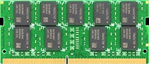 SYNOLOGY 16GB DDR4-2400 ECC unbuffered SO-DIMM 260pin