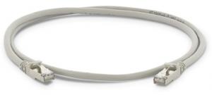 LMP Ethernet Patchkabel 10GbE grau, 10m