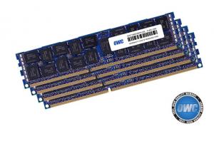 OWC 64GB Kit (4x16GB) DDR3 DIMM PC3-14900 1866Mhz