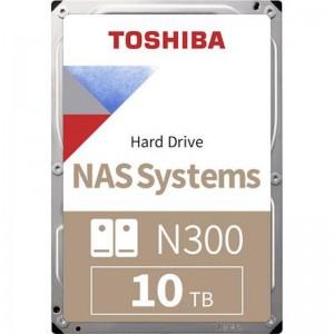 "TOSHIBA N300 10TB 3.5"" HDD NAS"