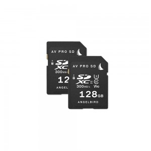 Angelbird SD Card UHS-II 128GB 2er Pack