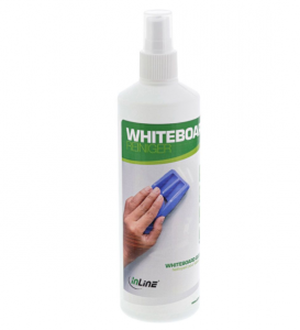 InLine® Whiteboard-Cleaner, 250ml