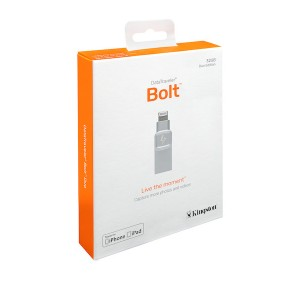 KINGSTON 64GB DataTraveler Bolt Duo