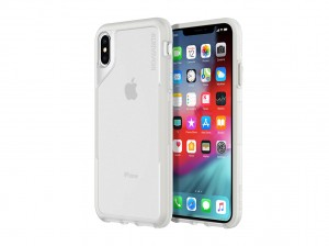 Griffin Survivor Endurance f?r iPhone Xs Max -?lear/Gray