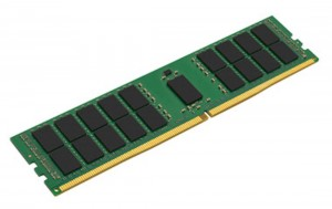KINGSTON 8GB DDR4 DIMM PC4-19200, 2400Mhz ECC reg.